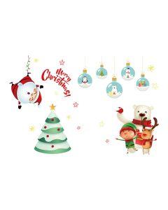 Stickers adesivi Natale