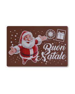 Prodotti da banco in cioccolato al latte Natale